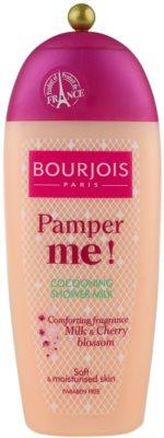 Bourjois Pamper Me! leche de ducha sin parabenos