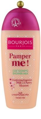 Bourjois Pamper Me! sprchové mlieko bez parabénov