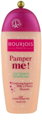 Bourjois Pamper Me! душ-мляко без парабени
