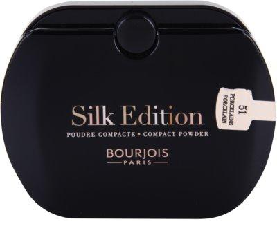 Bourjois Silk Edition kompaktni puder 2