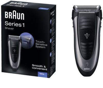 Braun Series 1 190s-1 máquina de barbear 5