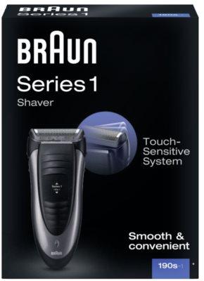 Braun Series 1 190s-1 máquina de barbear 6