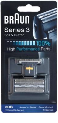 Braun CombiPack Series3 30B planžeta a stříhací lišta