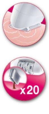 Braun Silk épil 3-3170 epilátor 1