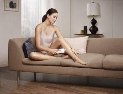 Braun Silk Expert IPL BD 5008 IPL epilator pentru fata si corp + perie de fata pentru demachere 5