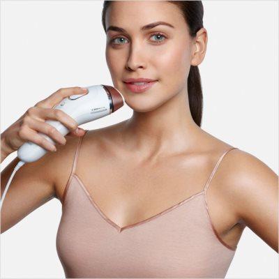 Braun Silk Expert IPL BD 5008 IPL epilator pentru fata si corp + perie de fata pentru demachere 6