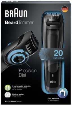 Braun Beard Trimmer BT5010 prirezovalnik brade 1