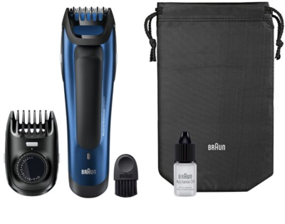 Braun Beard Trimmer BT5030 cortabarbas