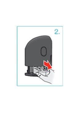 Braun Series Clean&Renew CCR2 nadomestne kartuše za čistilno postajo 3
