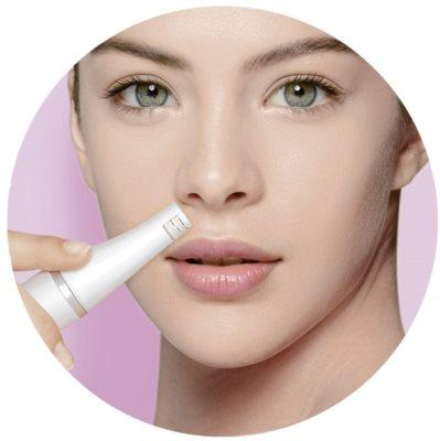 Braun Face  810 depiladora para rosto 5