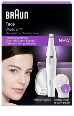 Braun Face  830 епилатор за лице 9