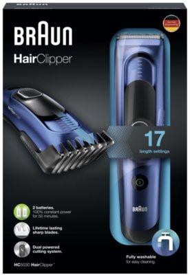 Braun Hair Clipper HC5030 zastřihovač vlasů 2