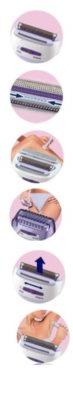 Braun Lady Style 5160 W&D жіночий пристрій для гоління 2
