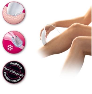 Braun Silk épil 5 5-329 depiladora con cepillo de limpieza facial 4