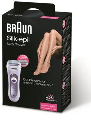 Braun Lady Style 5560 dámsky holiaci strojček 4