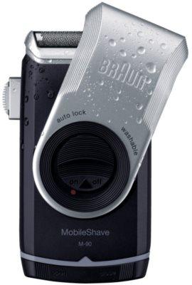 Braun MobileShave M-90 maquinilla de afeitar para viajes