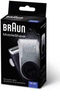 Braun MobileShave M-90 aparelho de depilação de viagem 6