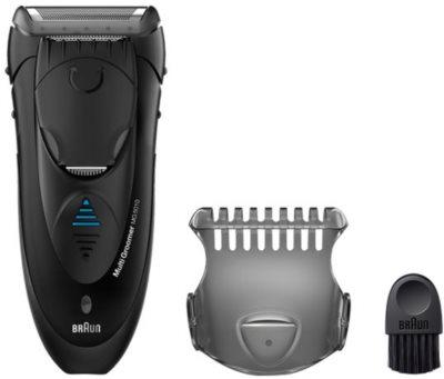 Braun Multi Groomer MG5010 cortador de cabelo e barba 2 em 1