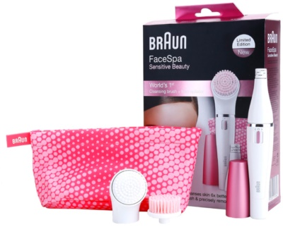 Braun Face  832s Sensitive Beauty depiladora  para el rostro 3