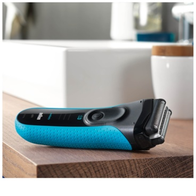 Braun Series 3 3045s Wet&Dry Shaver máquina de barbear 3