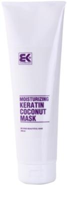 Brazil Keratin Coco máscara de queratina para cabelo danificado