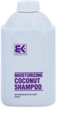 Brazil Keratin Coco šampon pro poškozené vlasy