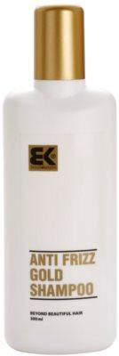 Brazil Keratin Gold koncentrovaný šampon s keratinem
