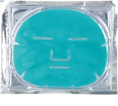 Brazil Keratin Green Tea Mask regenerierende und feuchtigkeitsspendende Gesichtsmaske