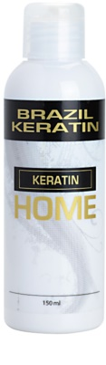 Brazil Keratin Home kuracja do włosów do prostowania włosów