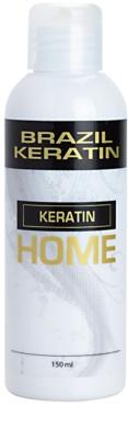 Brazil Keratin Home tratament pentru par pentru par cu efect de netezire