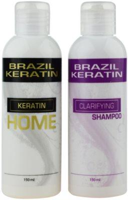 Brazil Keratin Home set cosmetice I.