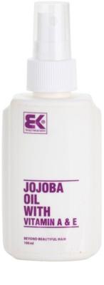 Brazil Keratin Jojoba jojobaolaj A és E vitaminnal