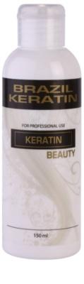 Brazil Keratin Beauty Keratin tratament pentru regenerare pentru par deteriorat