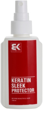 Brazil Keratin Keratin spray alisador protector de calor para el cabello 1