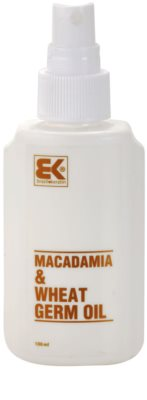 Brazil Keratin Macadamia & Wheat Germ Oil Öl für Haar und Körper 1