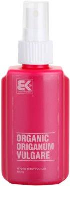 Brazil Keratin Organic természetes oregánó szérum segít a pattanások gyógyításában és ingerli a haj növekedését