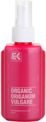 Brazil Keratin Organic натуральна сироватка з екстрактом орегано допомагає при лікуванні акне та стимулює ріст волосся