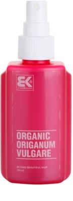 Brazil Keratin Organic természetes oregánó szérum segít a pattanások gyógyításában és ingerli a haj növekedését 1