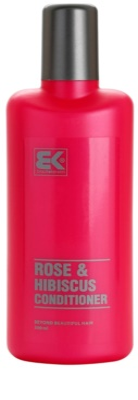 Brazil Keratin Rose & Hibiscus Conditioner mit erhöhten Keratin Inhalt