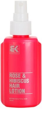 Brazil Keratin Rose & Hibiscus gyógyító ápolás keratin komplexszel 1