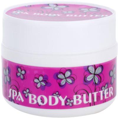 Brazil Keratin SPA manteiga corporal