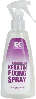 Brazil Keratin Styling fixativ spray pe baza de keratina cu particule stralucitoare