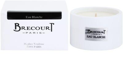 Brecourt Eau Blanche świeczka zapachowa
