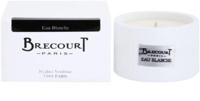 Brecourt Eau Blanche vela perfumada