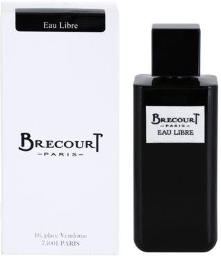 Brecourt Eau Libre Eau de Parfum para homens