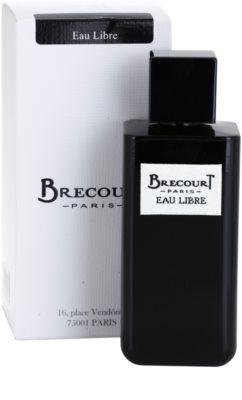 Brecourt Eau Libre eau de parfum férfiaknak 1