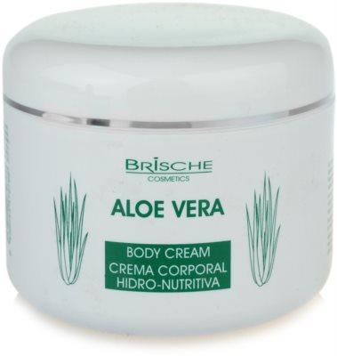 Brische Aloe Vera crema de corp hidratanta