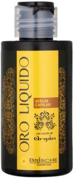 Brische Argán Oil sérum para dar brillo y suavidad al cabello