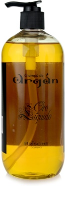 Brische Argán Oil champú para dar brillo y suavidad al cabello