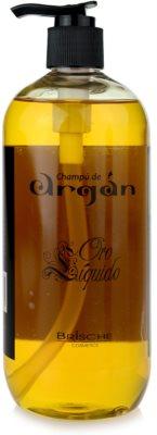 Brische Argán Oil sampon pentru un par stralucitor si catifelat